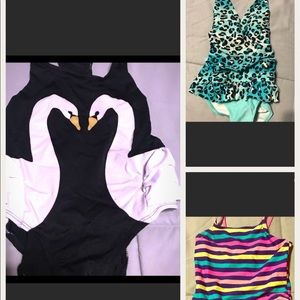 Other - 3 Girls Swimsuits in excellent condition!!!